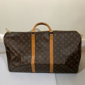 Keepall 55 Louis Vuitton preowned